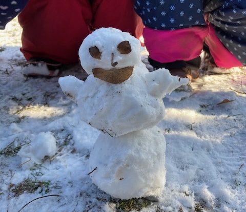 Mini hóember