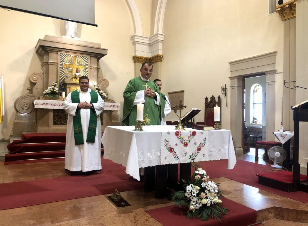 Tanévnyitó szentmise
